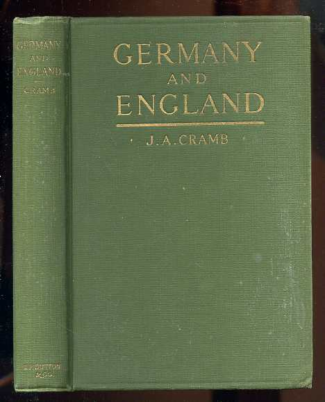 Image for GERMANY AND ENGLAND
