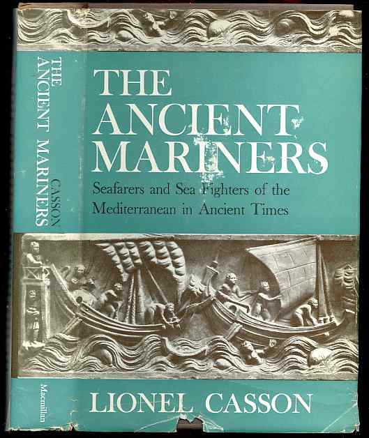 Image for Ancient Mariners, Seafarers and Sea Fighters of the Mediterranean in Ancient Times
