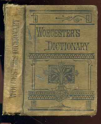 Image for A POCKET DICTIONARY OF THE ENGLISH LANGUAGE