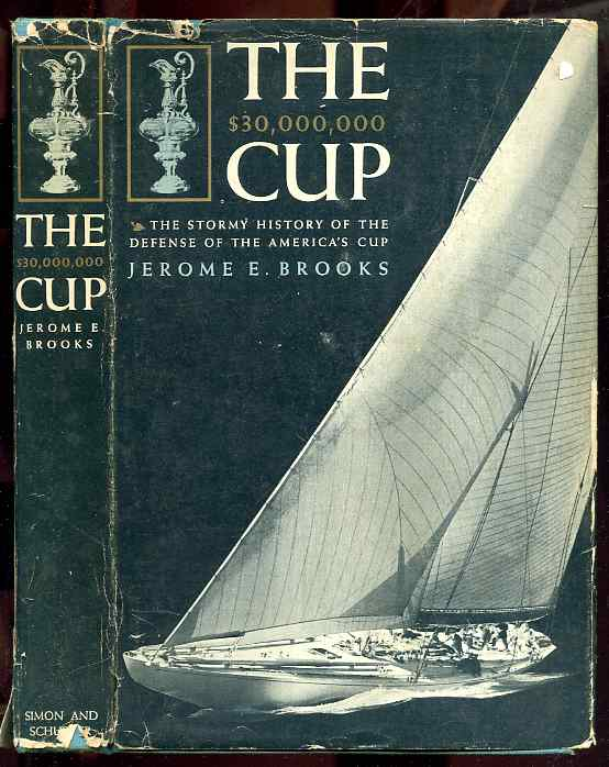 Image for THE $30,000,000 CUP. THE STORMY HISTORY OF THE DEFENSE OF THE AMERICAN'S CUP.