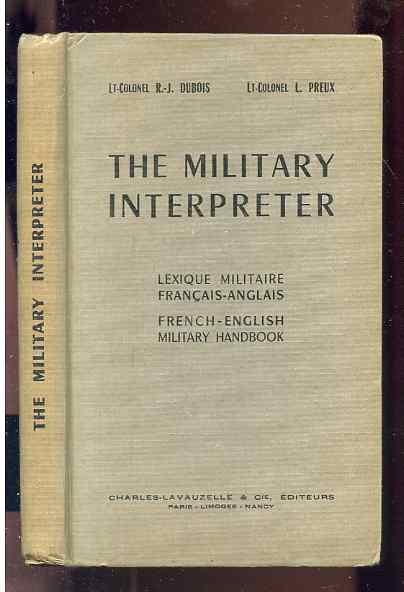 Image for THE MILITARY INTERPRETER