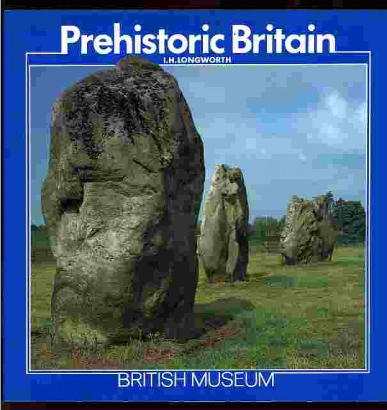 Image for PREHISTORIC BRITAIN. (ISBN: 0714120375)