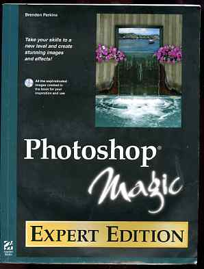 Image for PHOTOSHOP MAGIC EXPERT EDITION (ISBN: 1568304161)