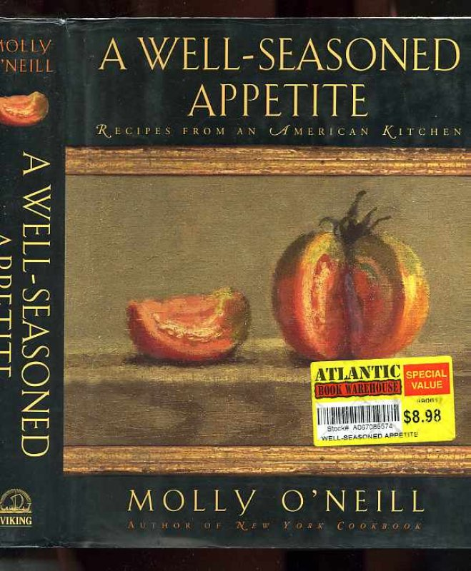 Image for A WELL-SEASONED APPETITE (ISBN: 067085574X)