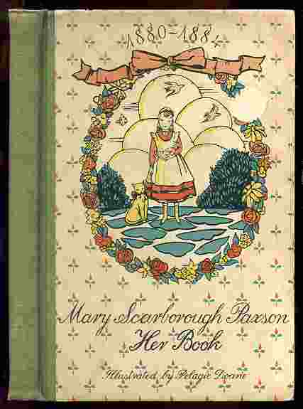 Image for MARY SCARBOUGH PAXSON: HER BOOK 1880-1884 (includes holographic facsimiles)