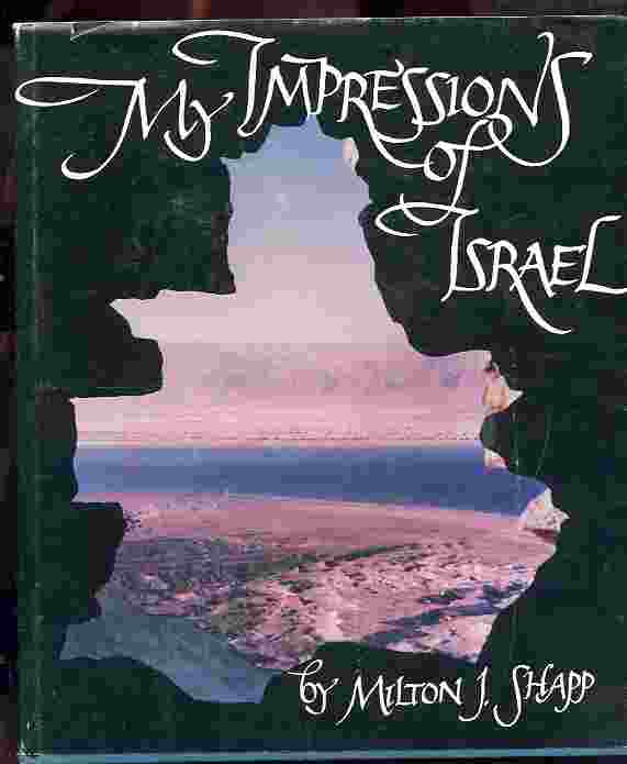 Image for MY IMPRESSIONS ISRAEL AT AGE 25