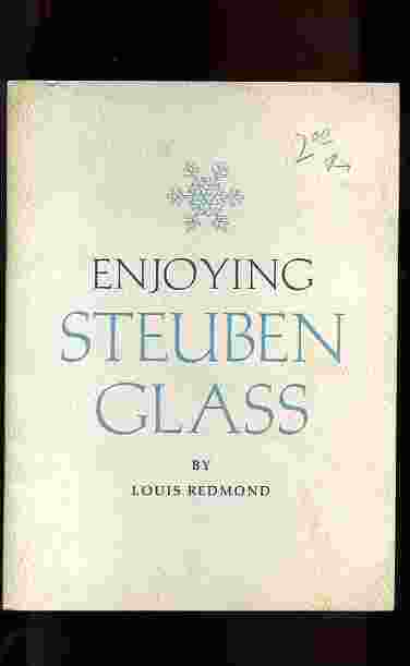 Image for ENJOYING STEUBEN GLASS.