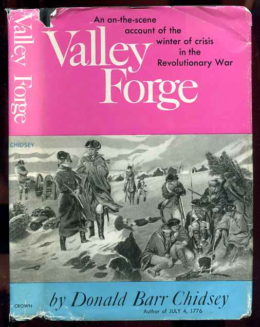 Image for VALLEY FORGE