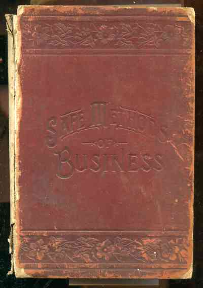 Image for THE BUISNESS GUIDE; OR SAFE METHODS OF BUISNESS 1900 Census Guide Standard Edition
