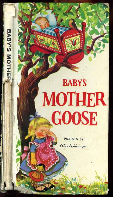 Image for BABY'S MOTHER GOOSE
