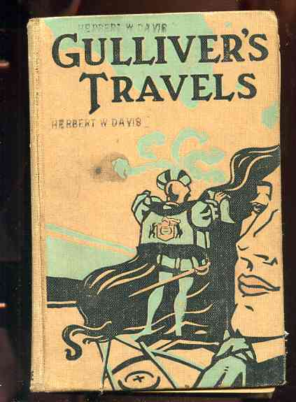 Image for GULLIVER'S TRAVELS INTO SEVERAL REMOTE REGIONS OF THE WORLD.