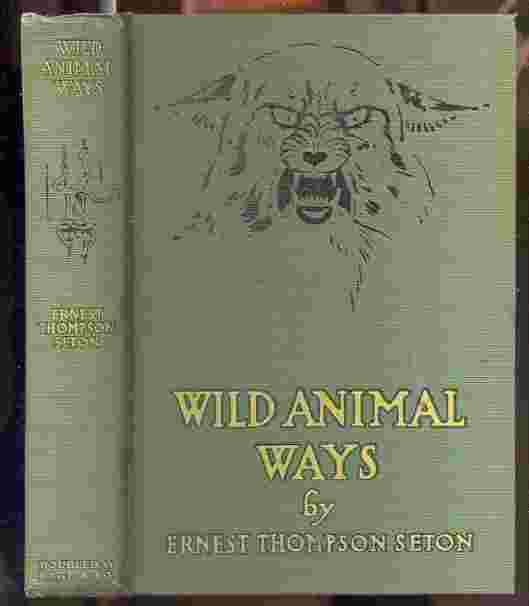 Image for WILD ANIMAL WAYS