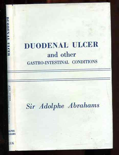 Image for DUODENAL ULCER & OTHER GASTRO-INTESTINAL CONDITIONS