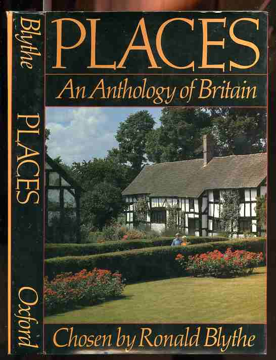 Image for PLACES AN ANTHOLOGY OF BRITAIN (ISBN: 0192115758)