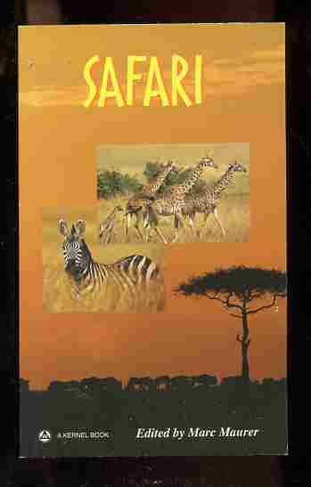 Image for SAFARI (A KERNEL BOOK., LARGE TYPE EDITION)