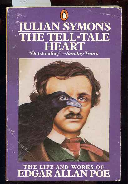 Image for THE TELL-TALE HEART: THE LIFE AND WORKS OF EDGAR ALLAN POE