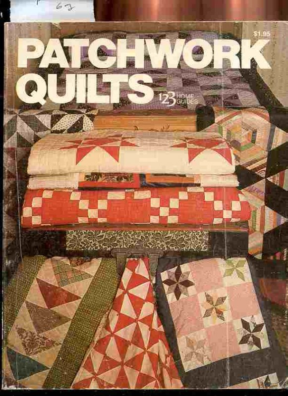Image for PATCHWORK QUILTS. 123 HOME GUIDES.