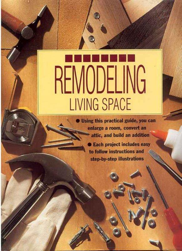 Image for REMODELING LIVING SPACE (ISBN: 0831746289)
