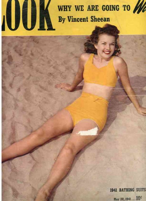 Image for LOOK MAGAZINE MAY 20, 1941 [LBC]
