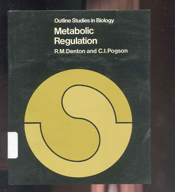 Image for METABOLIC REGULATION