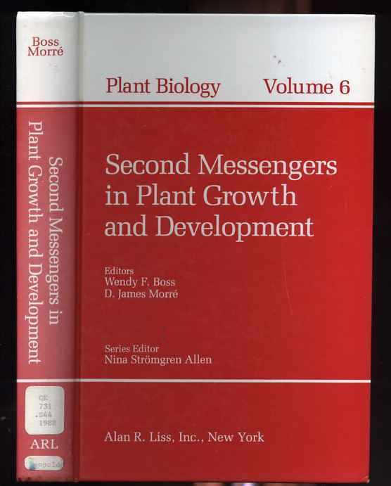 Image for SECOND MESSENGERS IN PLANT GROWTH AND DEVELOPMENT TEAM
