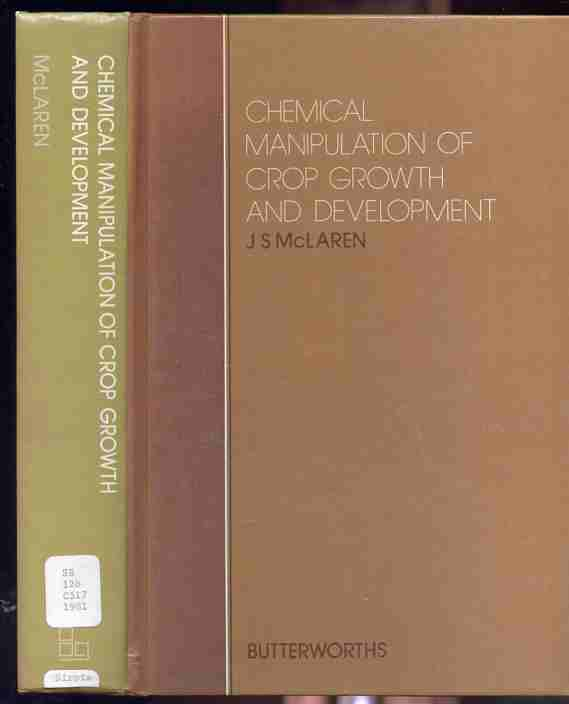 Image for Chemical Manipulation of Crop Growth and Development