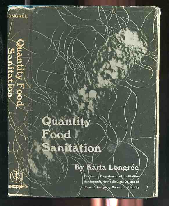 Image for Quantity food sanitation