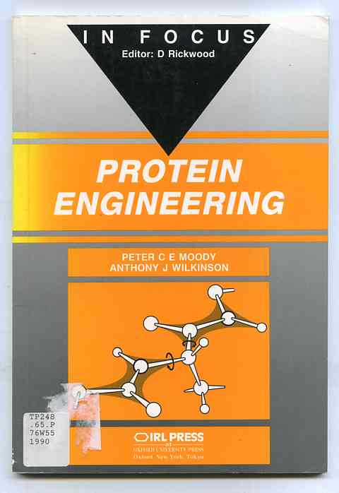 Image for PROTEIN ENGINEERING