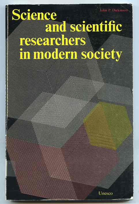 Image for SCIENCE AND SCIENTIFIC RESEARCHERS IN MODERN SOCIETY