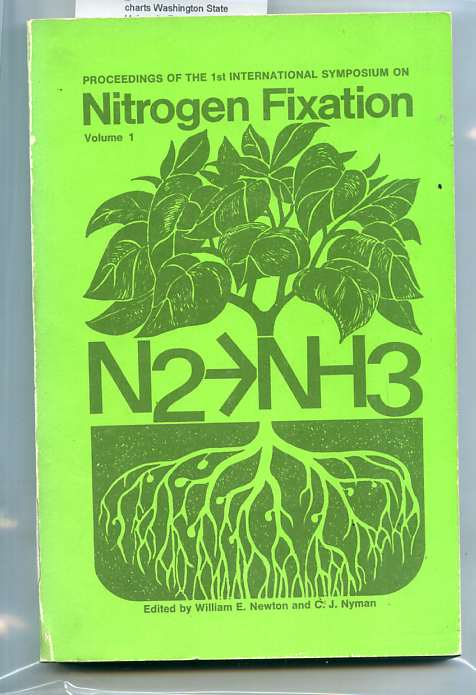 Image for NITROGEN FIXATION : PROCEEDINGS OF THE LST INTERNATIONAL SYMPOSIUM. VOLUME 1