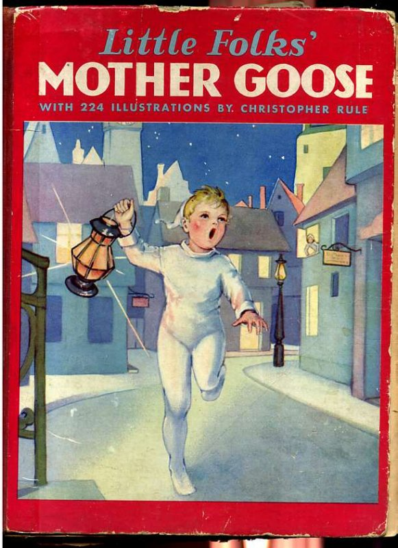 Image for LITTLE FOLKS' MOTHER GOOSE