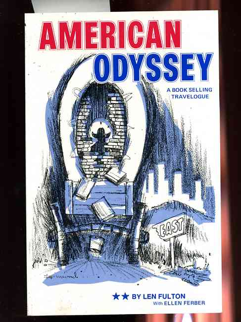Image for AMERICAN ODYSSEY: A BOOK SELLING TRAVELOGUE