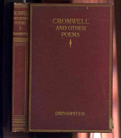 Image for CROMWELL AMD OTHER POEMS.