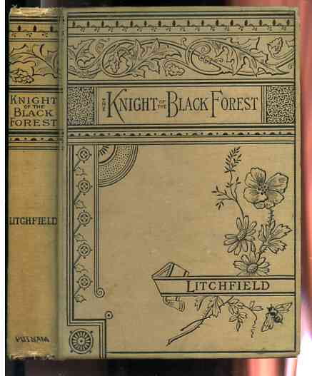 Image for THE KNIGHT OF THE BLACK FOREST