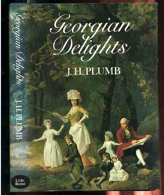 Image for GEORGIAN DELIGHTS
