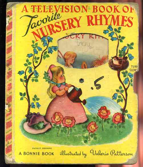 Image for TELEVISION BOOK OF FAVORITE NURSERY RHYMES: A BONNIE BOOK