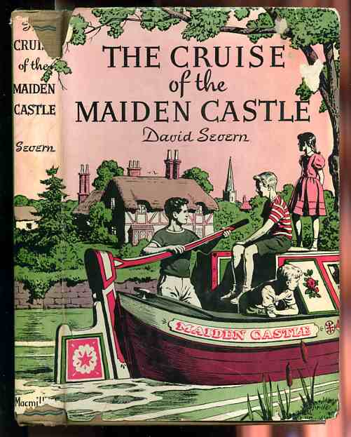 Image for THE CRUISE OF THE MAIDEN CASTLE