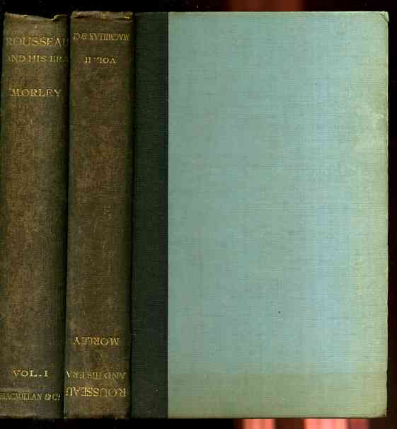 Image for ROUSSEAU AND HIS ERA Complete in Two Volumes
