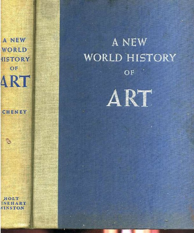 Image for A NEW WORLD HISTORY OF ART : THE COLLEGE EDITION