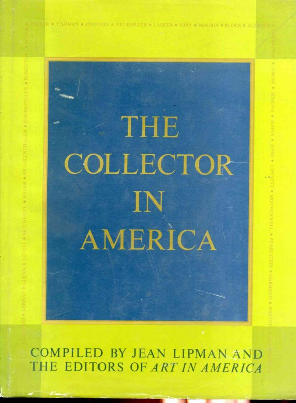 Image for THE COLLECTOR IN AMERICA