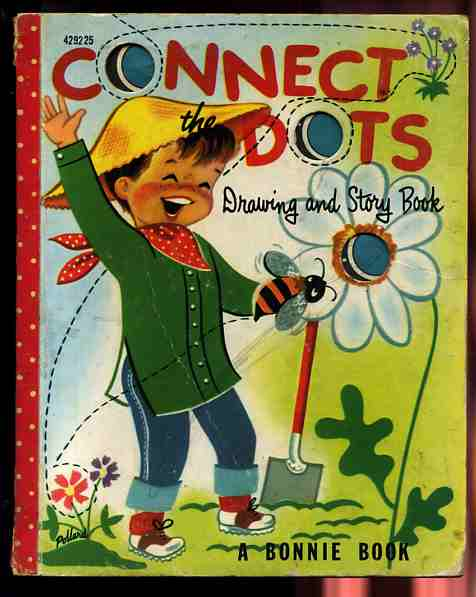 Image for CONNECT THE DOTS DRAWING AND STORY BOOK
