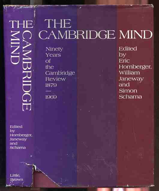 Image for THE CAMBRIDGE MIND: NINETY YEARS OF THE CAMBRIDGE REVIEW 1879-1969