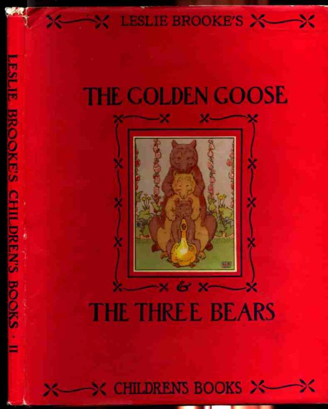 Image for THE GOLDEN GOOSE AND THREE BEARS