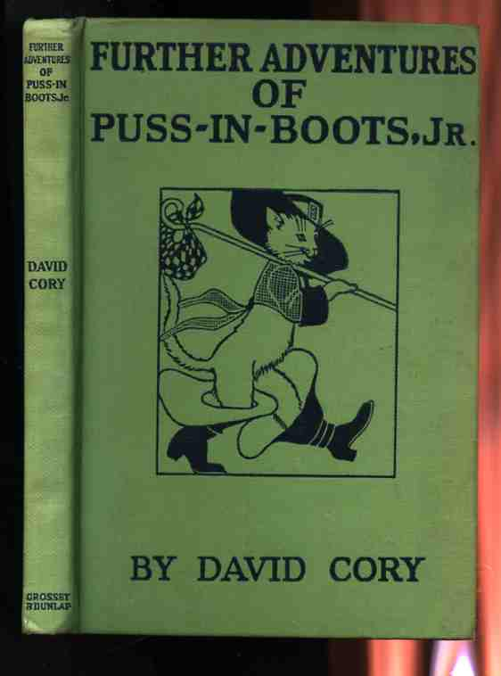 Image for FURTHER ADVENTURES OF PUSS IN BOOTS JR.