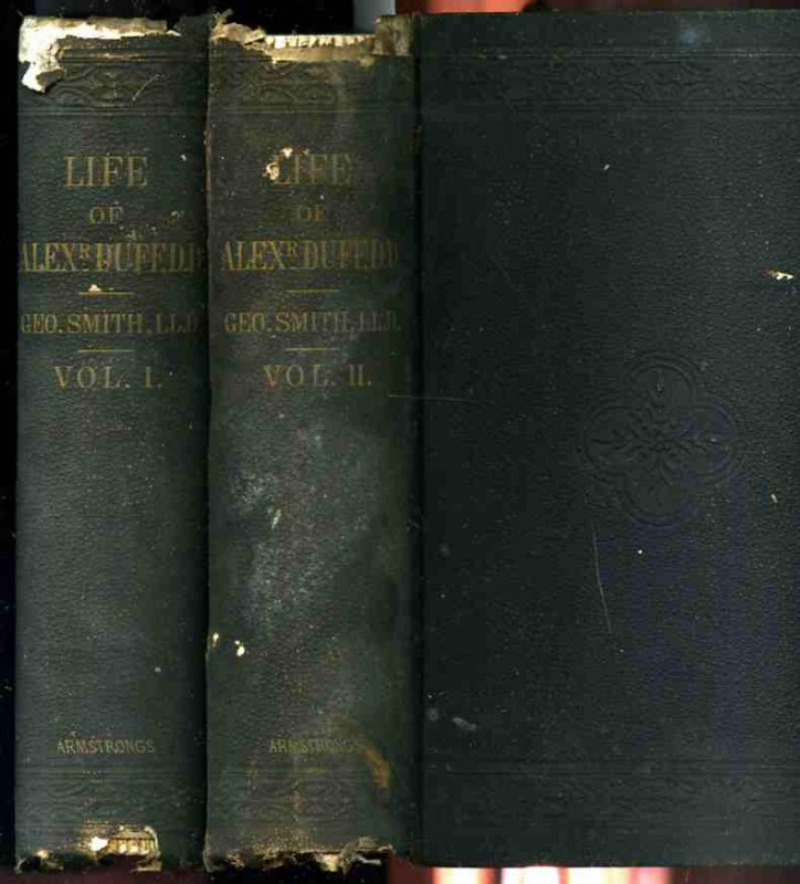 Image for THE LIFE OF ALEXANDER DUFF, (COMPLETE IN 2 VOLUMES)