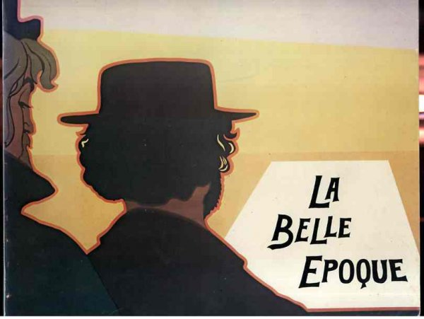 Image for LA BELLE EPOQUE : BELGIAN POSTERS WATERCOLORS AND DRAWINGS