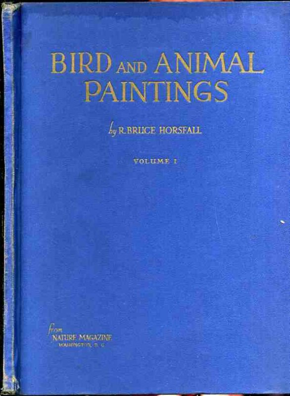 Image for BIRD AND ANIMAL PAINTINGS Vol 1