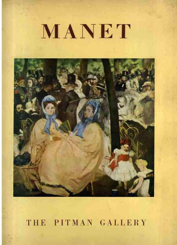 Image for MANET (1832 - 1883)  Ten Tipped in Color Prints