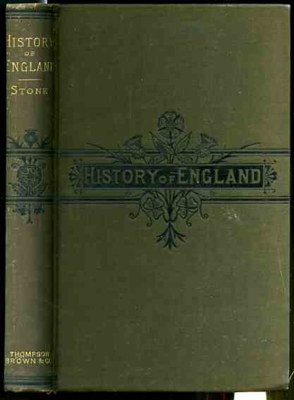 Image for HISTORY OF ENGLAND