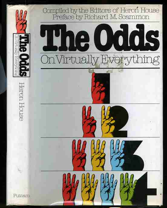 Image for THE ODDS : ON VIRTUALLY EVERYTHING